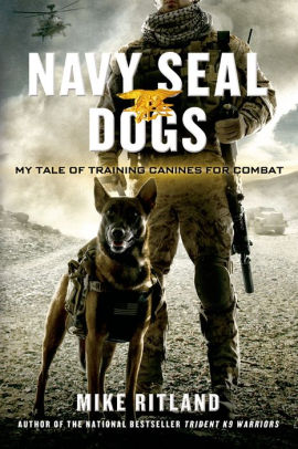navy seal dogs book