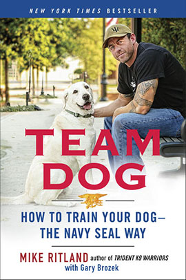 team dog book cover
