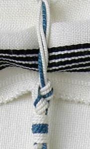 Upper knot - kesher elyon
