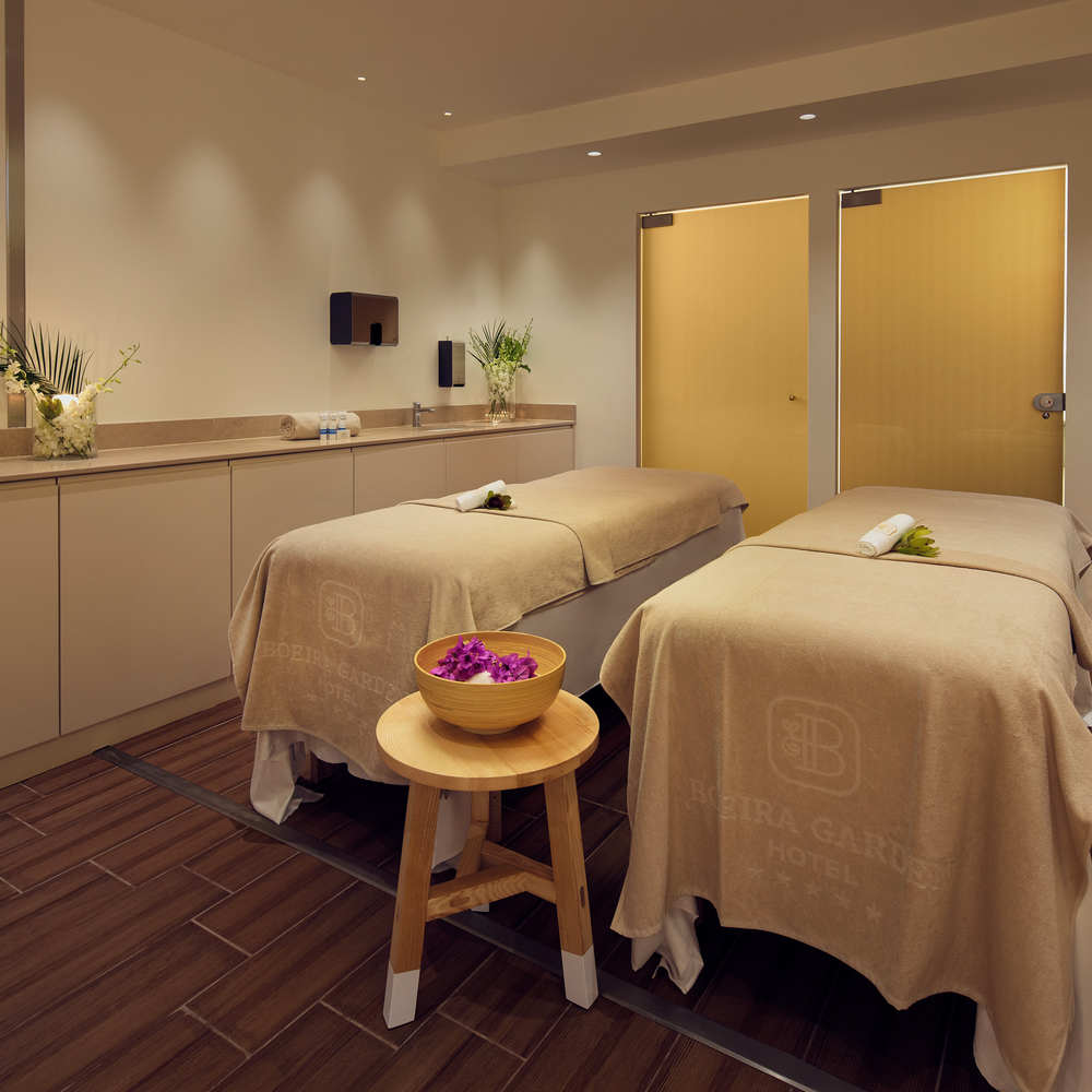 Boeira garden hotel porto gaia treatment room spa