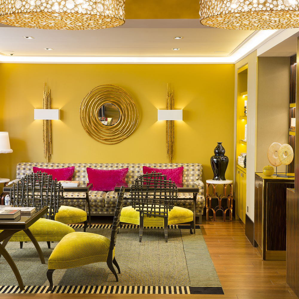 Hotel baume paris salon