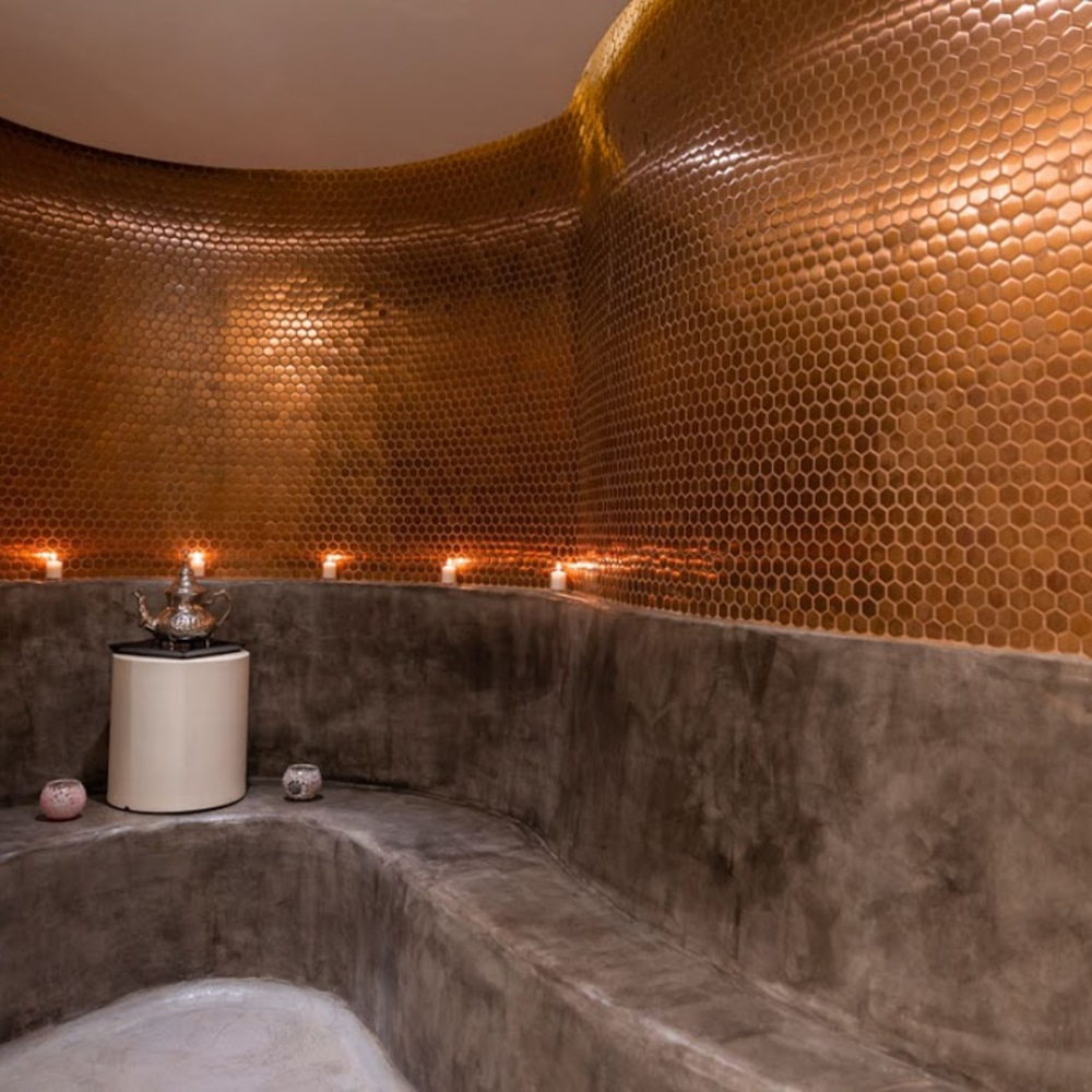 Granada five senses rooms suites hammam