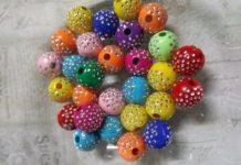 Wholesale Acrylic Beads