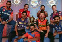 IPL / tournament starts