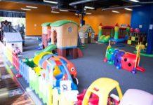 Indoor Playcentre for Kids