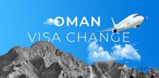 oman visa change