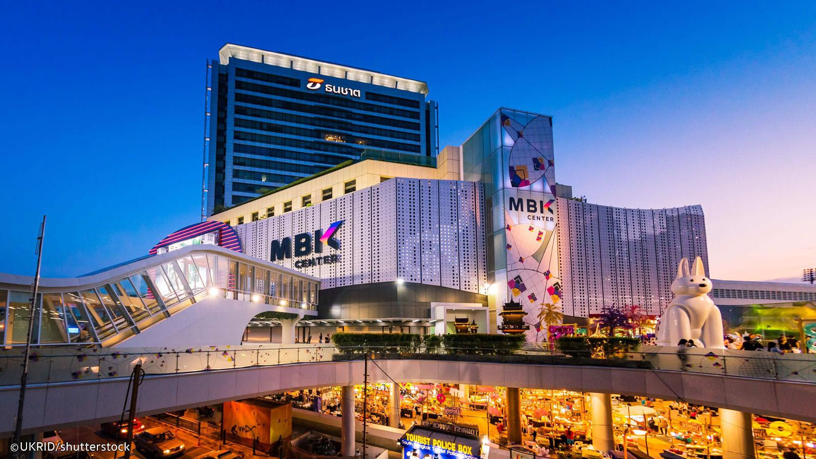 visit mbk mall bangkok