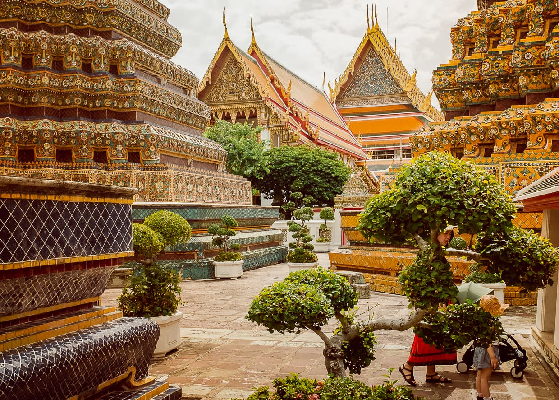 visit wat pho bangkok