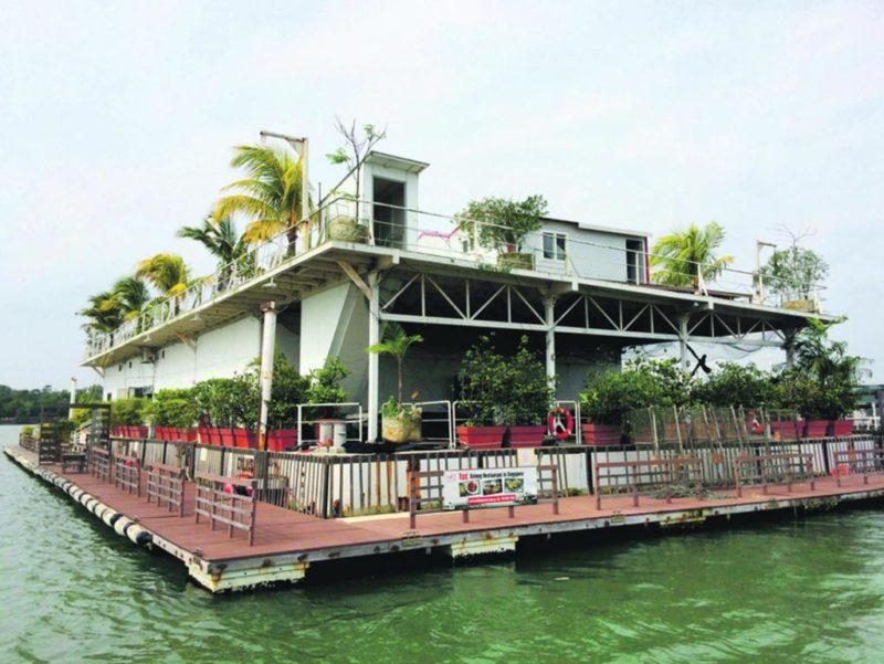 Smith Marine Floating Kelong Restaurant