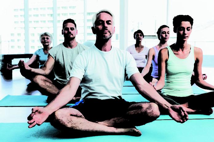 Yoga Probationers