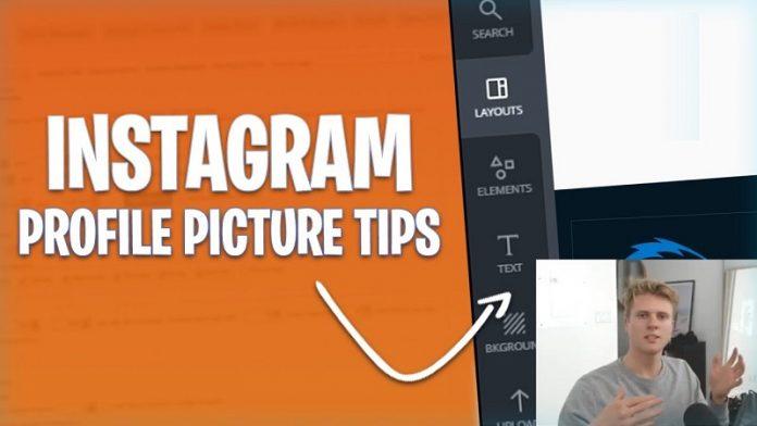 Design Instagram profile