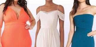 The Distinctly Modern Plus Size Long Dresses