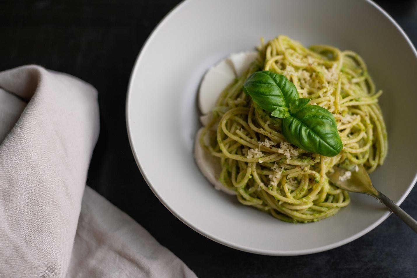Greeny Pasta