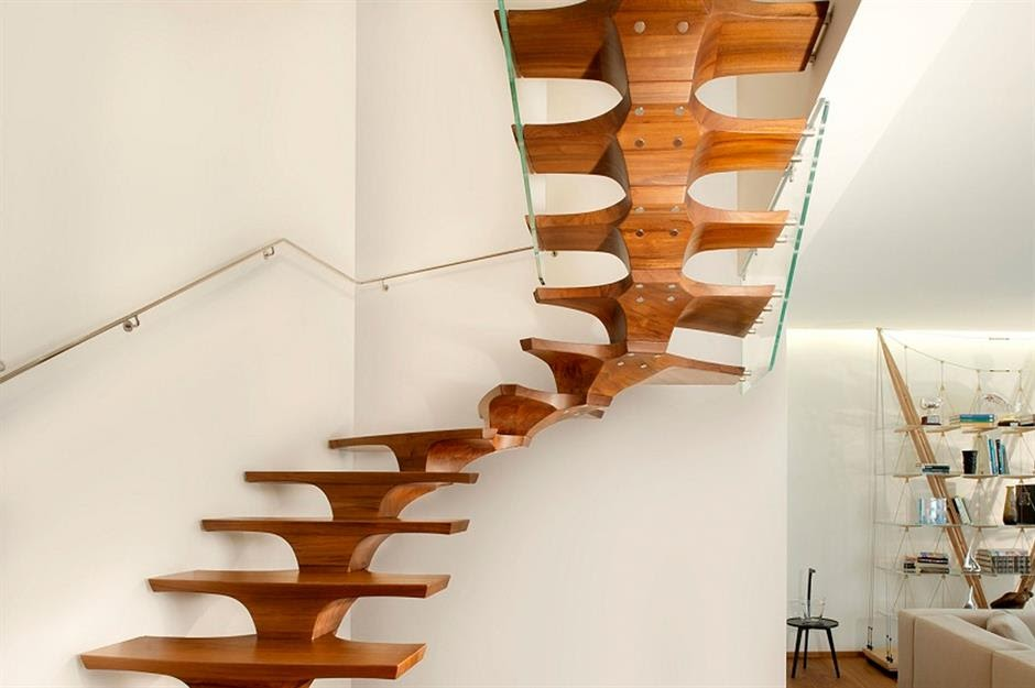 Concorde Staircase