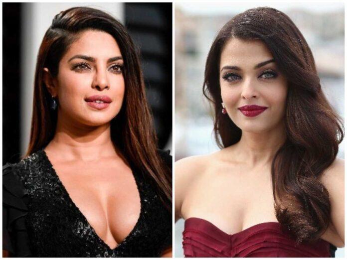 Madhuri Dixit, Aishwarya Rai Bachchan, Alia Bhat, Priyanka Chopra, Deepika Padukone
