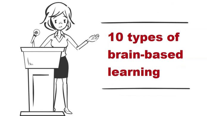 10 types of brain-based learning