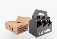 custom printed retail packaging
