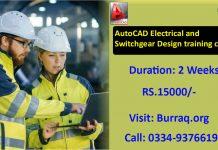 AutoCAD Electrical & Switchgear Design
