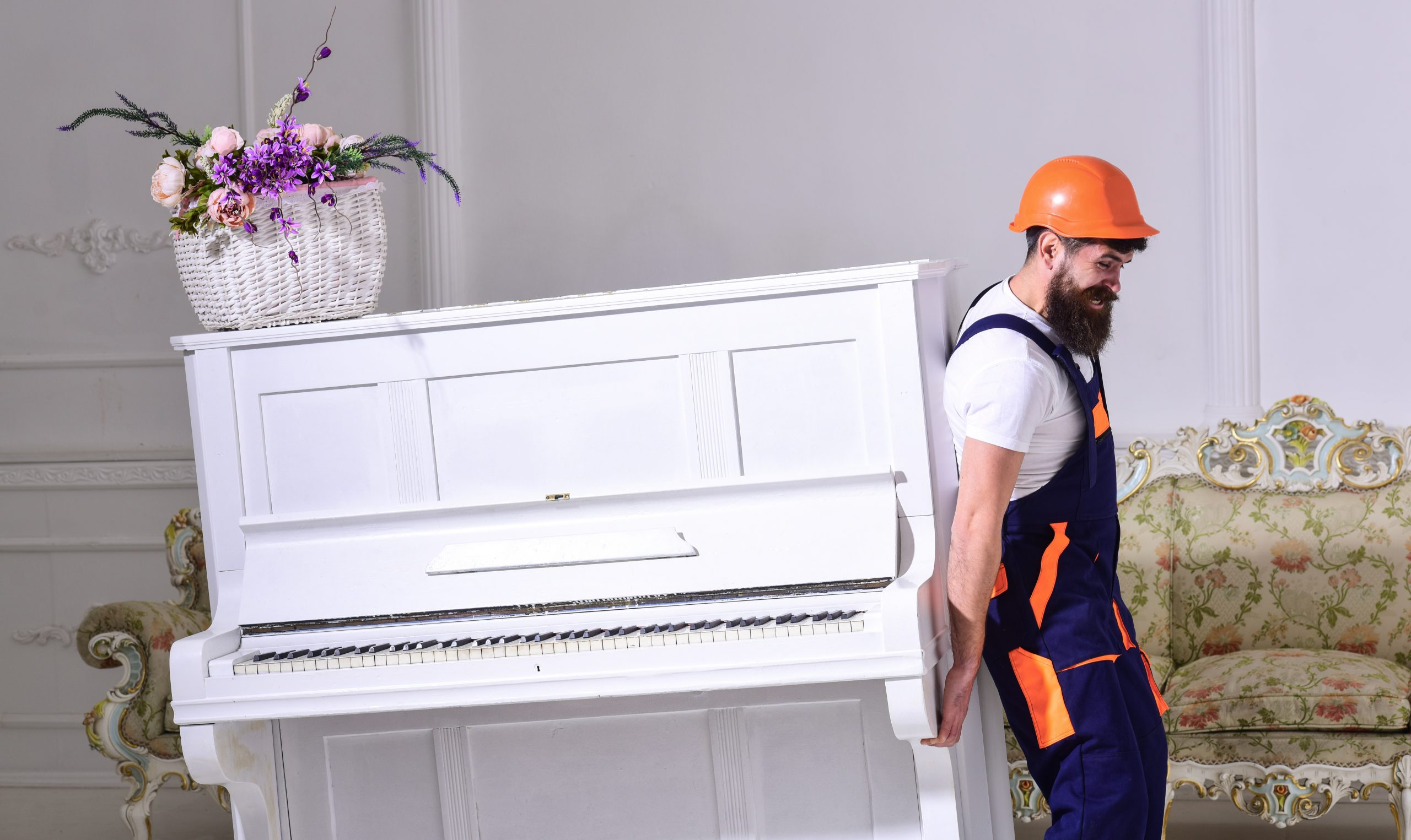 Why Would You Hire Piano Movers