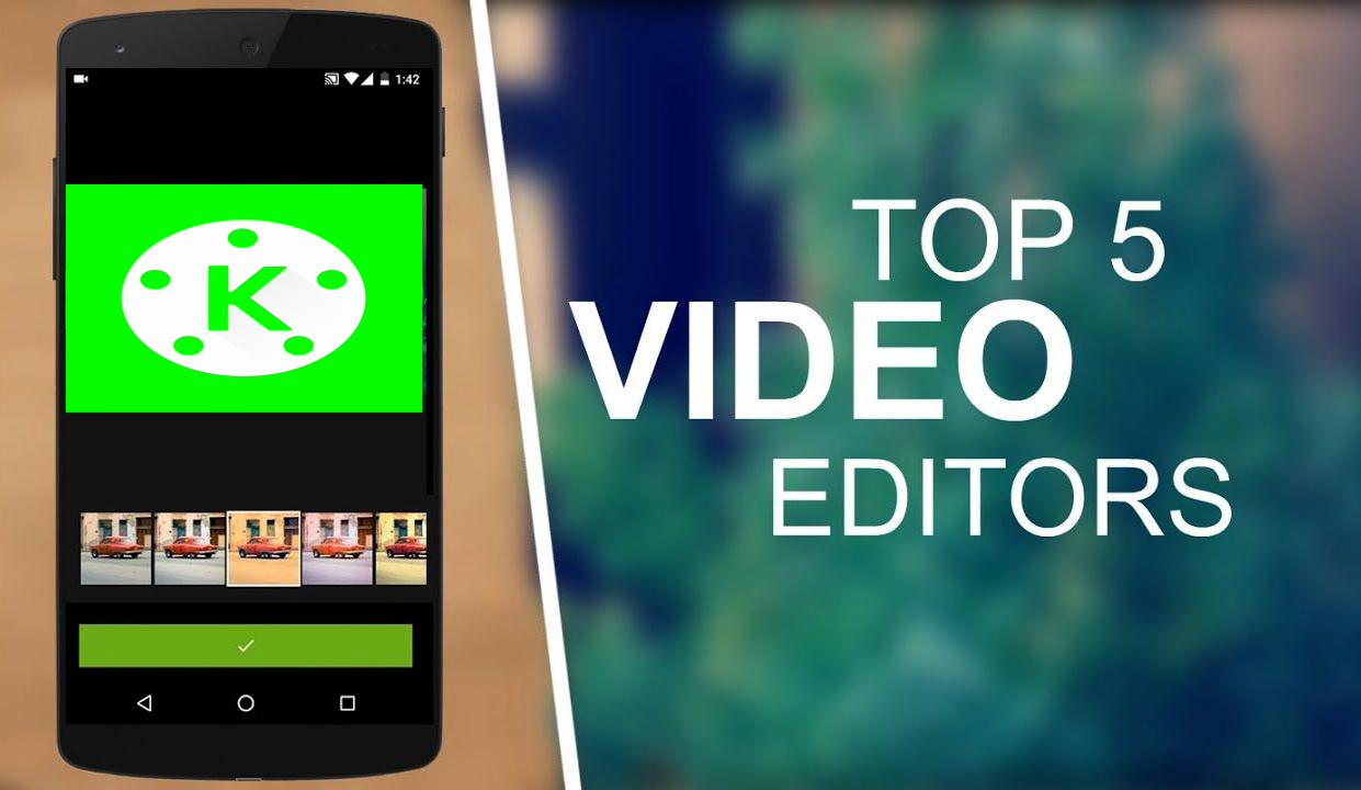 Which app is better for video editing on Mobile