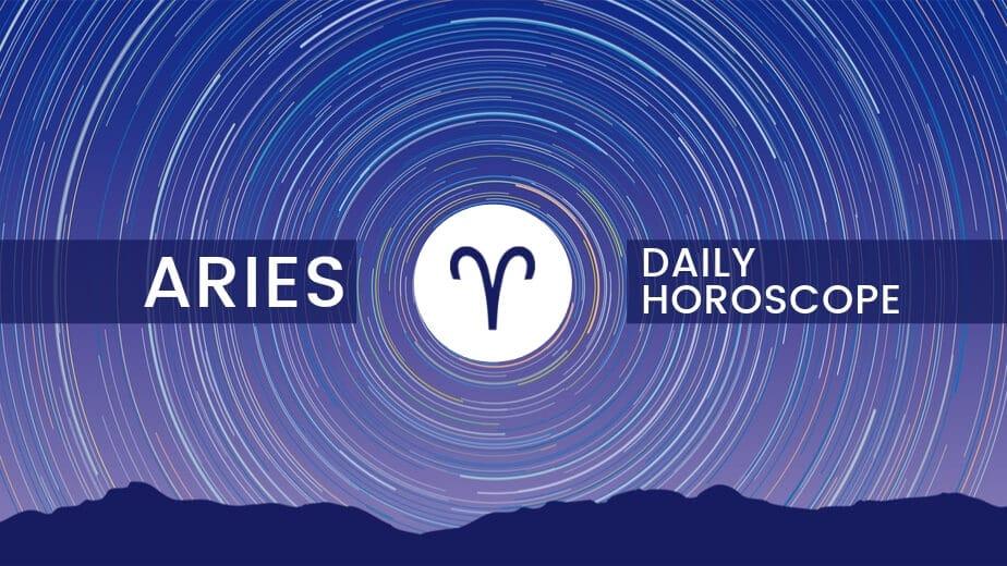free Aries daily horoscope