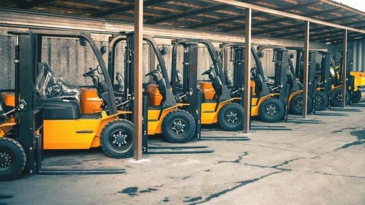 Forklift Certified
