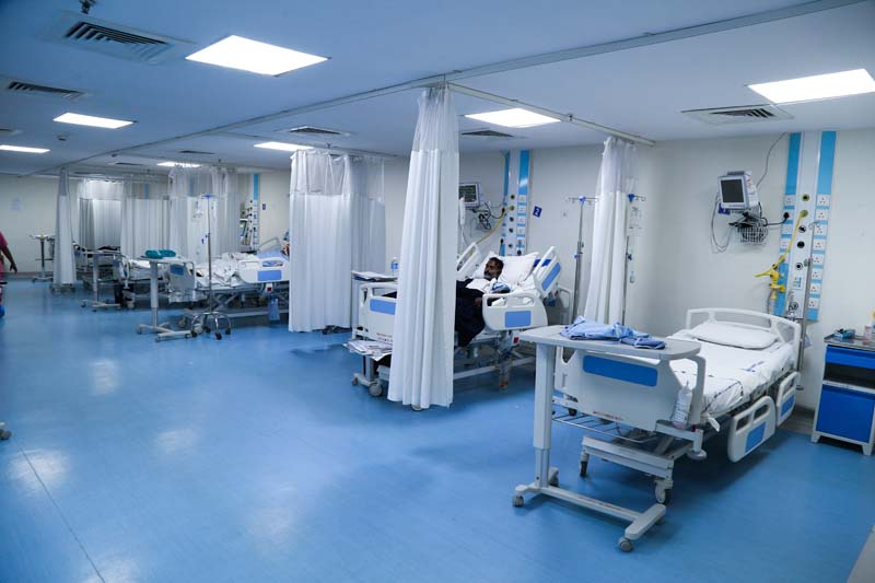 How to get Rohini registration for hospitals?