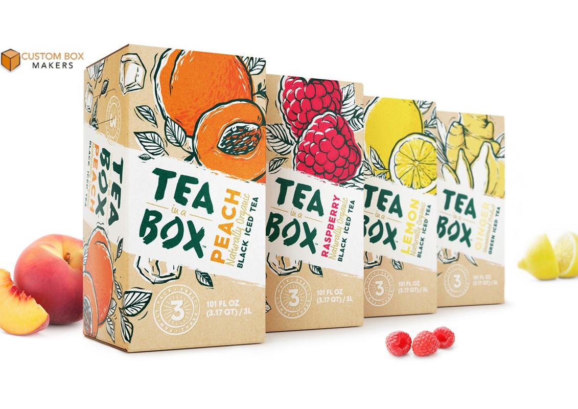 custom tea boxes wholesale
