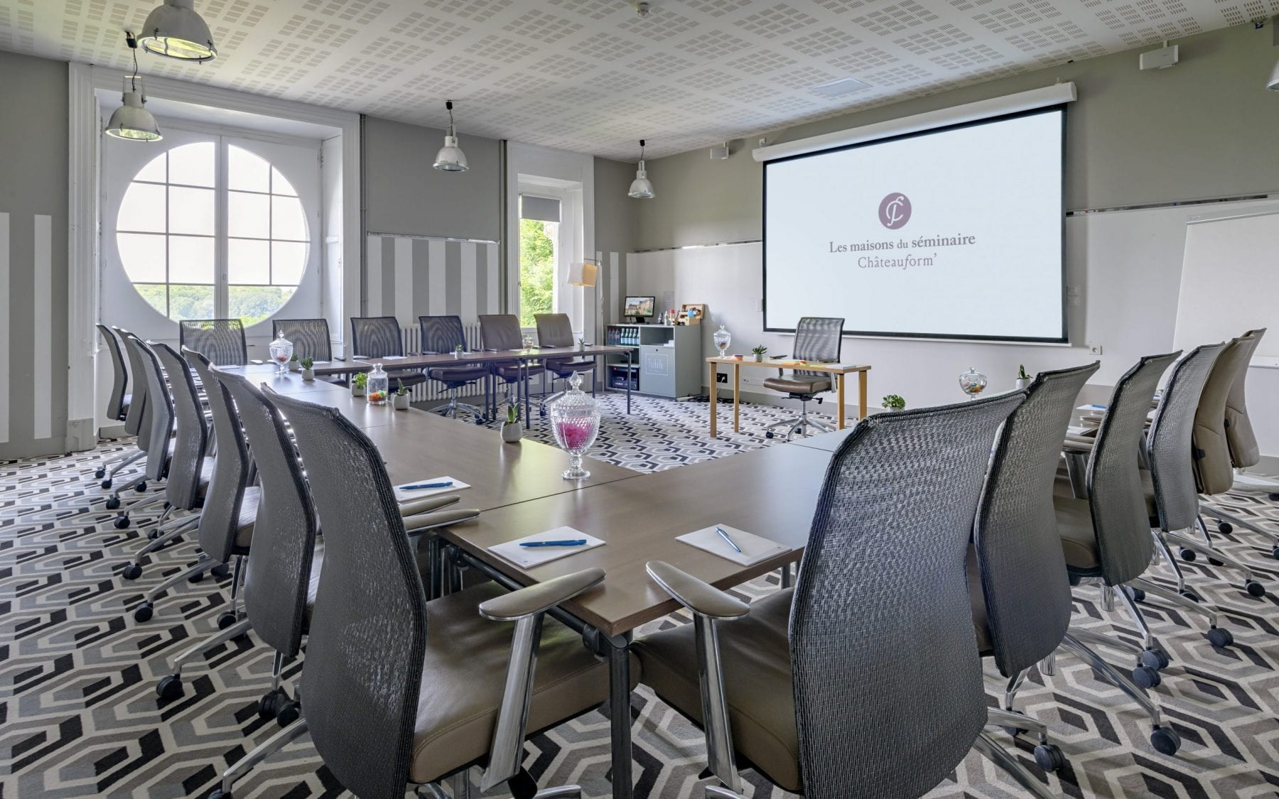 Booking a Meeting Venue