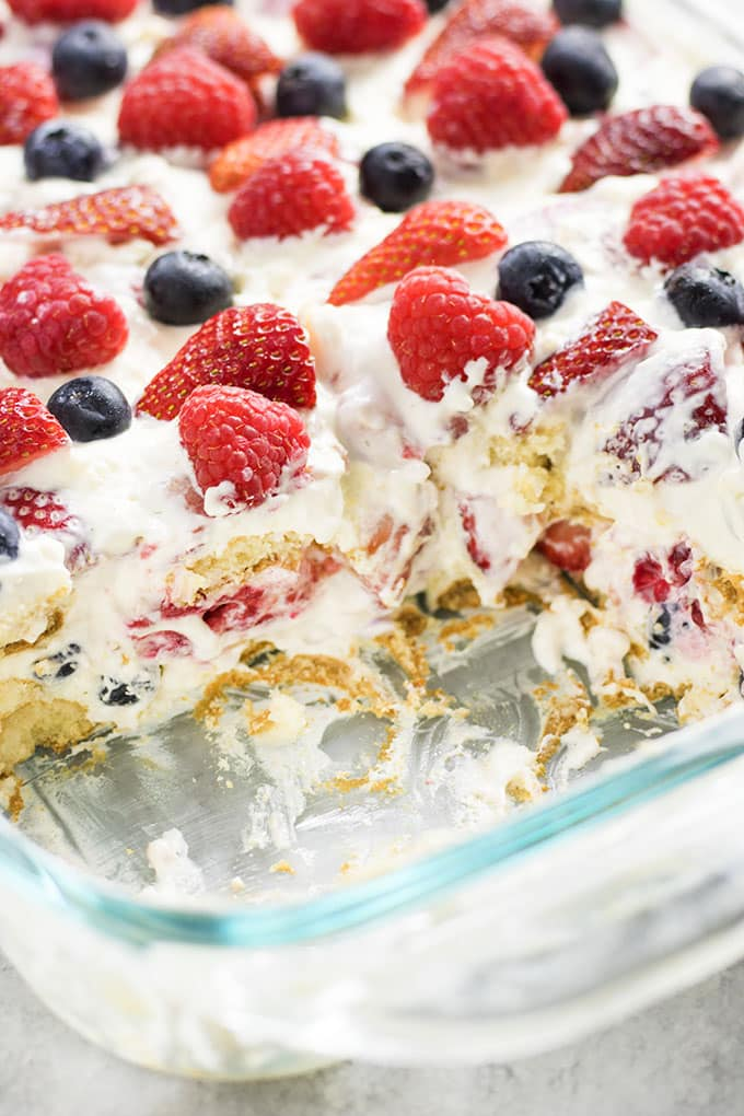 easy icebox cake