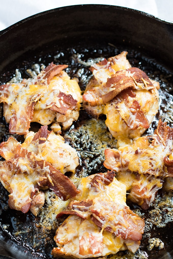 cheddar bacon ranch chicken