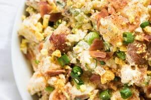 Creamy Cajun Potato Salad