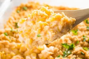 Cheesy Corn (Video Recipe)