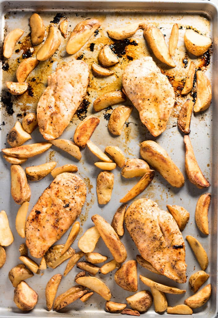 Bake Cajun Chicken
