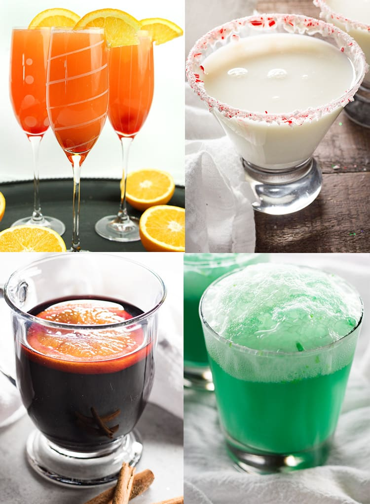 The Best Christmas Cocktails