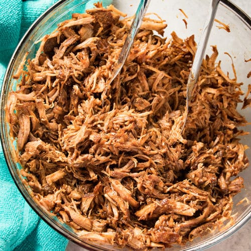 instant pot pulled pork the salty marshmallow