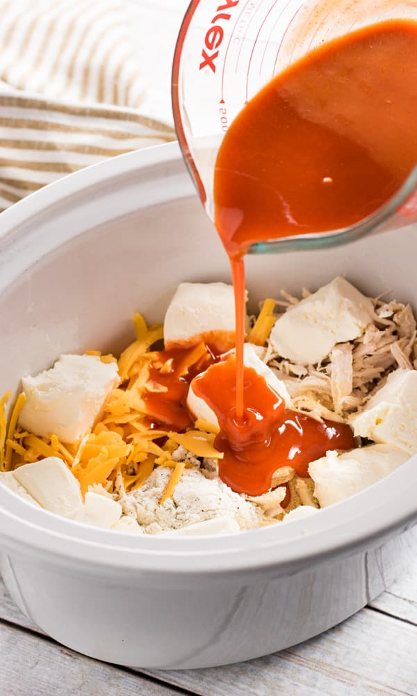 keto crack chicken crockpot