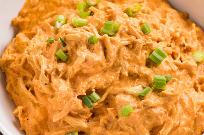 Slow cooker buffalo chicken dip the salty marshmallow forumfinder Choice Image