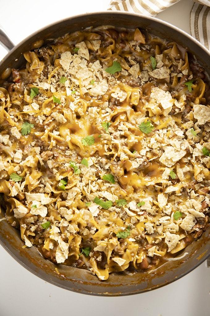 nacho casserole
