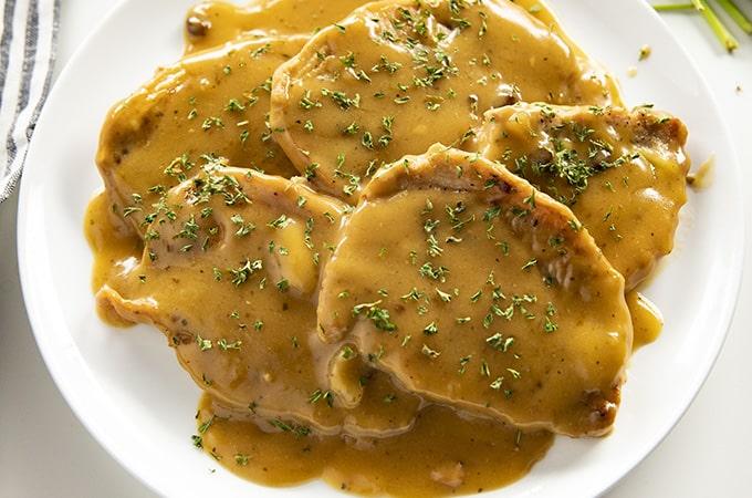 instant pot pork chop recipe