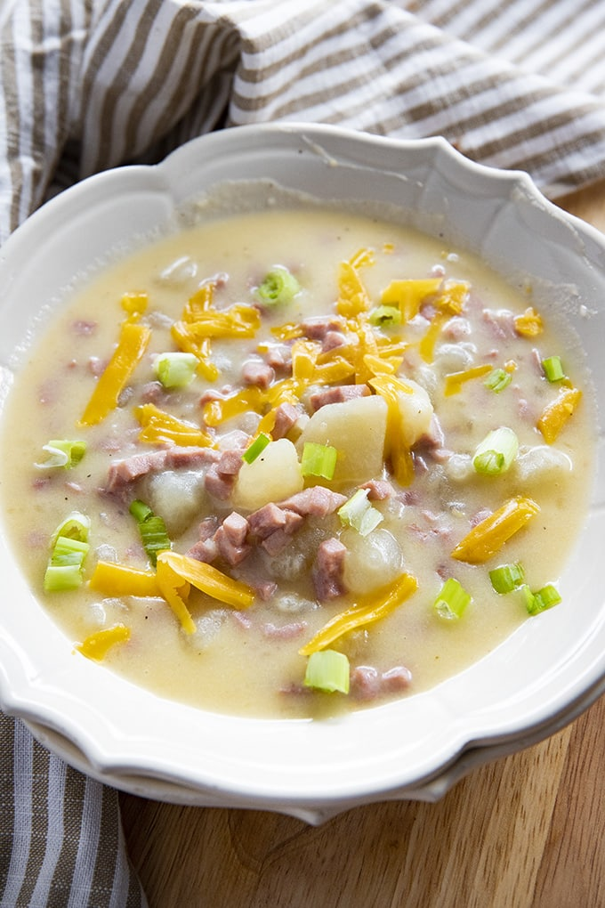 即时锅土豆汤