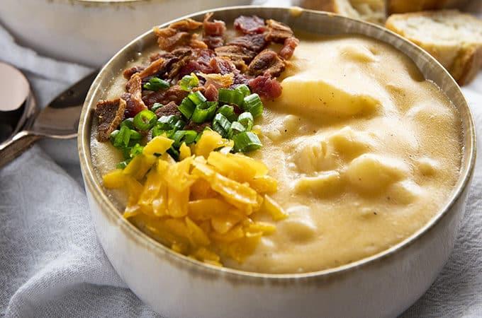 potato soup recipe