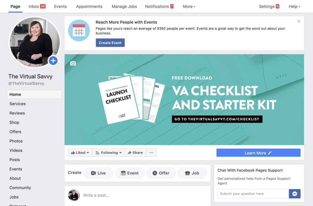 Facebook Management for Virtual Assistants