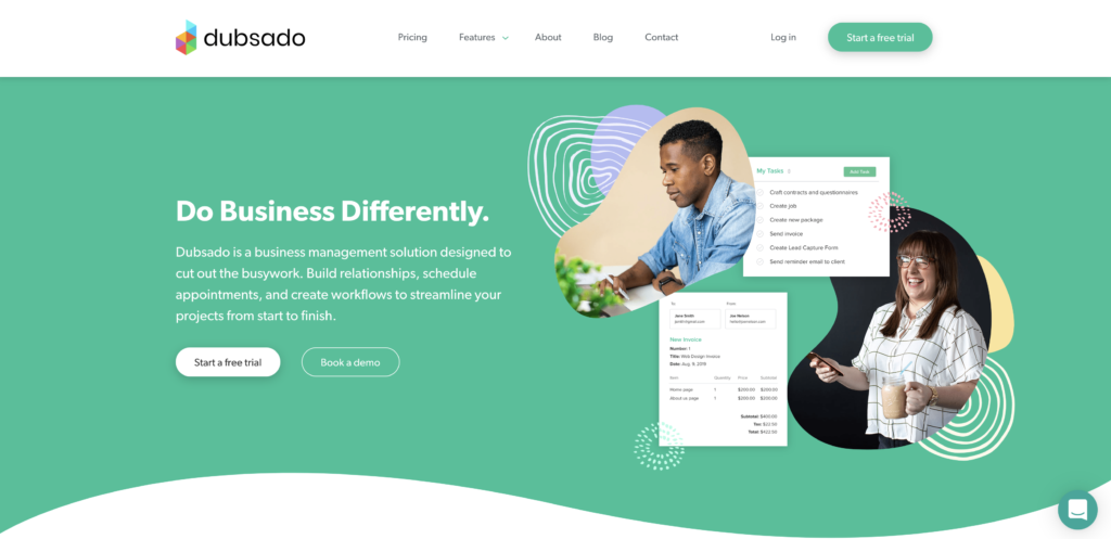 Become a Virtual Assistant with Dubsado