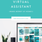 Pinterest Virtual Assistant (MAKE MONEY AT HOME!)