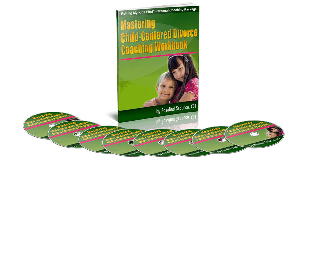 Mastering Child-Centered Divorce: 10-Hour Audio Coaching Program With Workbook putting-kids-first-gr