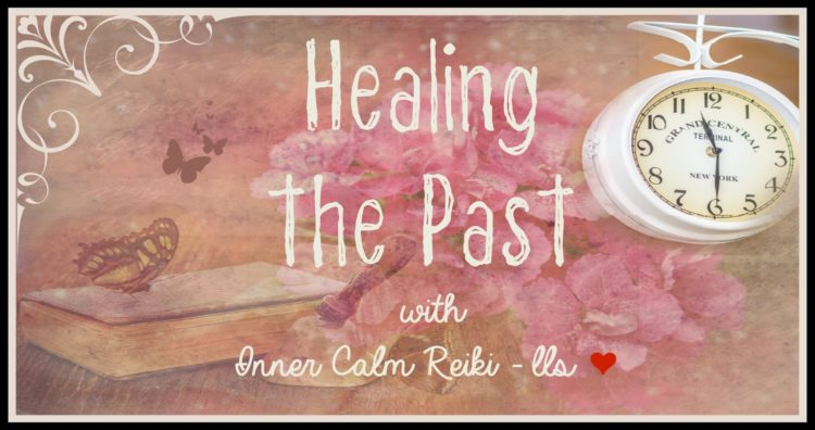 """Hope you'll join & share my """"Reiki Healing Intensive: Healing the Past"""" event"""