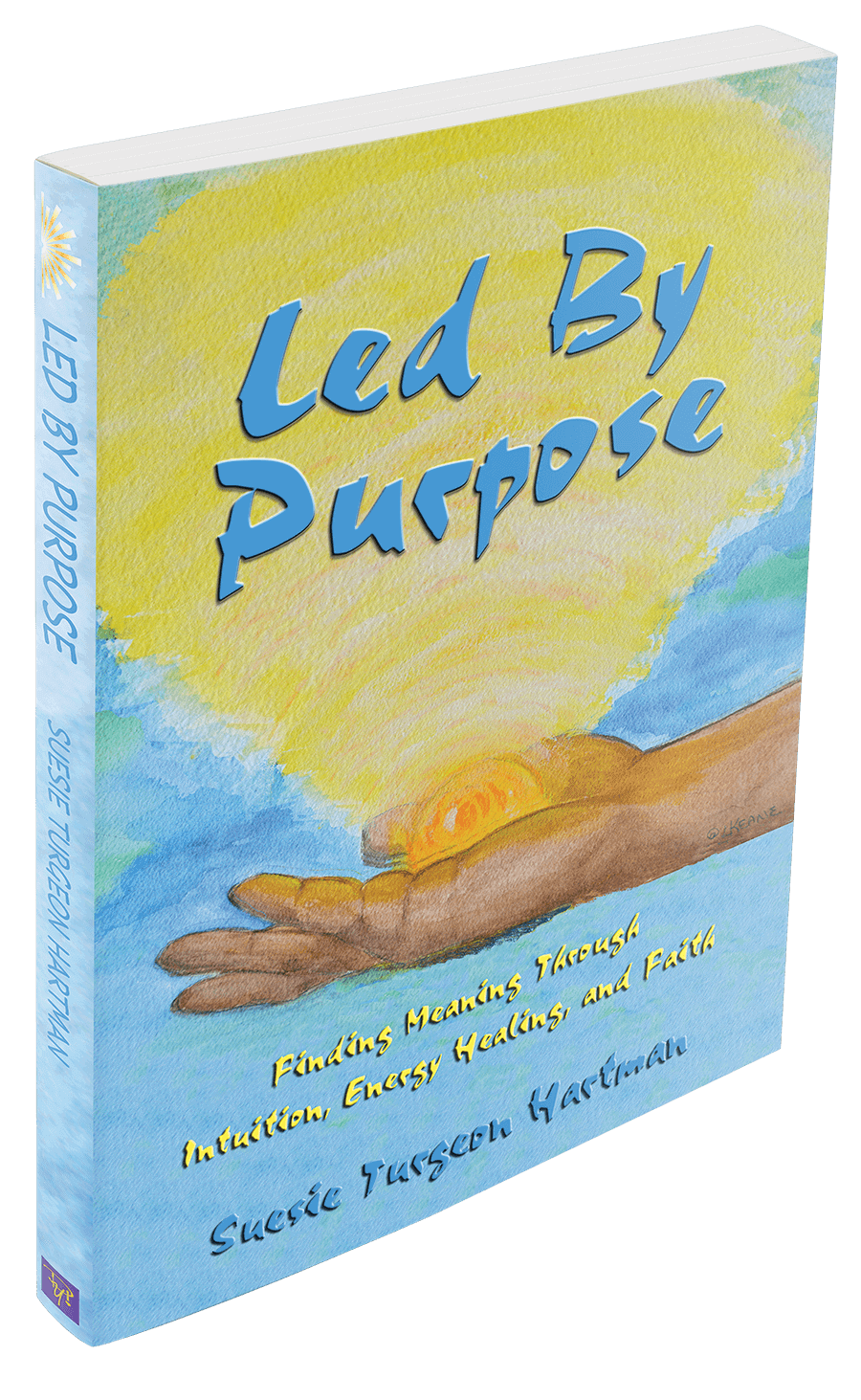 """I recently wrote my first book, """"Led By Purpose."""" It's on Amazon & Kindle. Led"""