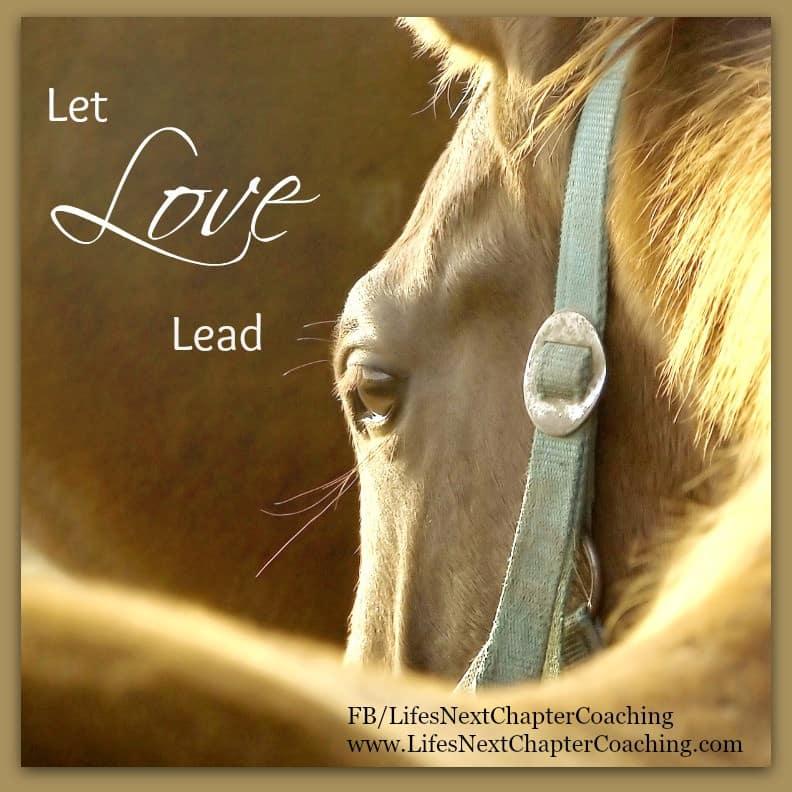 451 Let love lead