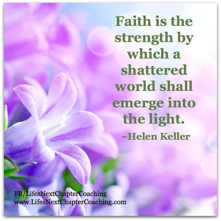 31 Faith